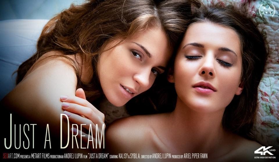 [Full HD] Kalisy & Sybil A - Just A Dream Mix - SiteRip-00:20:09 | Lesbian - 1,1 GB