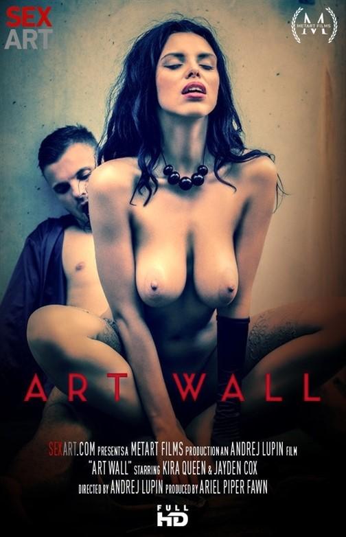 [Full HD] Kira Queen. Art Collection - Art Wall Kira Queen - SiteRip-00:18:01 | All Sex, Big Tits, Creampie - 1 GB