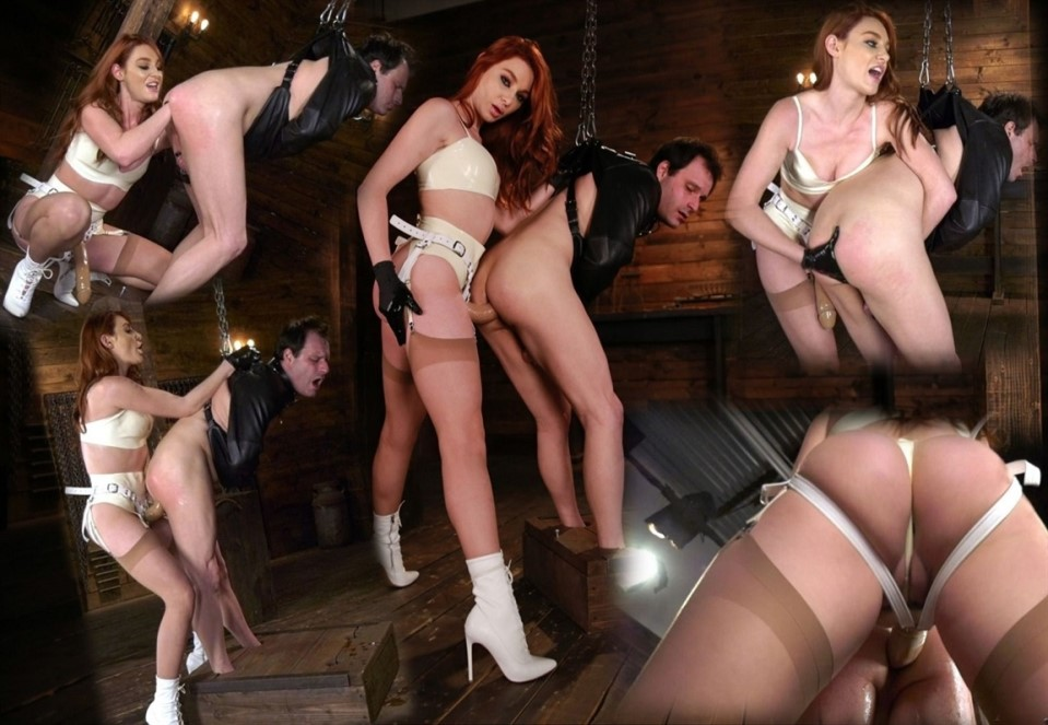 [Full HD] Lacy Lennon - Take It Like A Bitch Lacy Lennon - FemdomEmpire.Com-00:15:22 | Pegging, Anal Fisting, Stockings, Femdom, Chastity, Anal, Anal Fingering, BDSM, Strapon, Bondage, Straitjacket - 1,1 GB