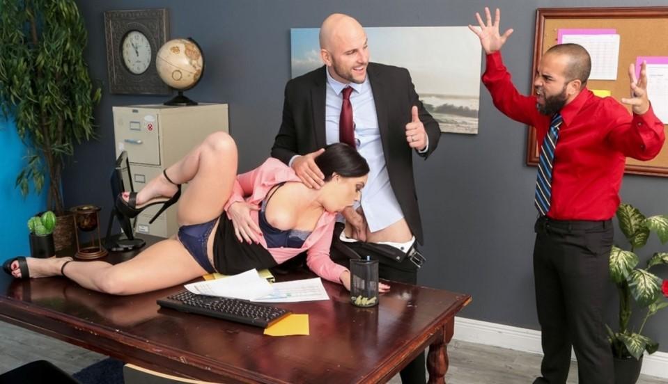 Leila Larocco - Getting Her Husband A Raise