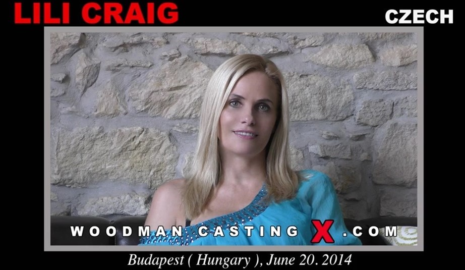 [Full HD] Lili Craig Lili Craig - SiteRip-01:27:01 | Asslicking, Czech Blonde, Anal, Milf, Big Tits, Striptease, Mature, Pierre Woodman, Audition, Interview, DP, Rimming, Rimjob - 3 GB