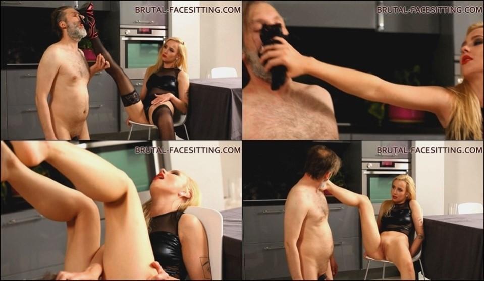 [HD] Lisa Olsen - Updated 28 September 2018 Mix - Brutal-Facesitting.com-00:18:00   FemDom, Facesitting, Ass Smothering, Cunnilingus, Pussy Worship, Nylon Glamour Legs - 541,3 MB