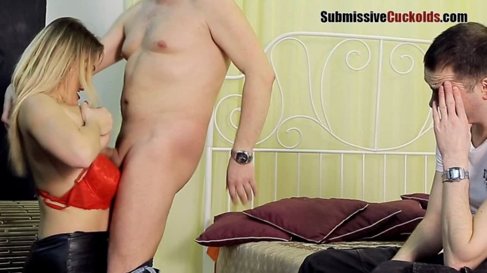 [HD] Luisa Updated February 2016 Mix - Submissivecuckolds.com-00:07:41 | Russian, Cuckold, Mistress, Female Domination - 118,2 MB