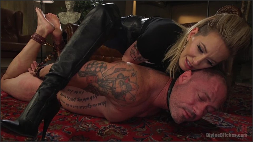 [HD] Maitresse.. Maitresse Madeline Dick Drains New Slave With Her Evil Femdom Pussy Maitresse Madeline Marlowe and D. Arclyte - SiteRip-01:13:47 | Humiliation, Femdom - 2,6 GB