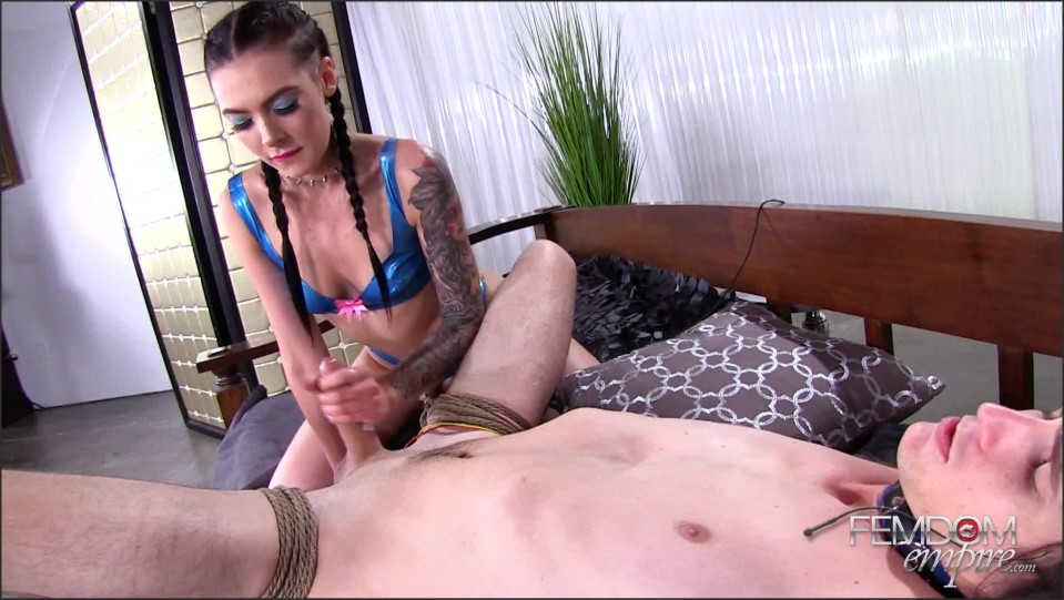 [Full HD] Marley Brinx. Ruined Anal Orgasm Marley Brinx - FemdomEmpire-00:07:30 | Electro Play, Anal Play, Femdom, Latex, Milking, Prostate Massage, Handjob, Brunette - 633,2 MB