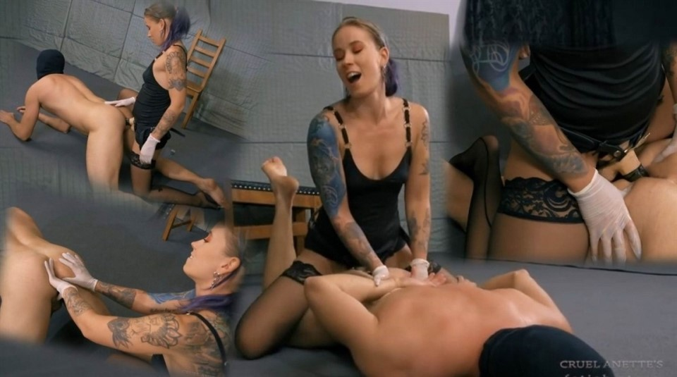 [HD] Mistress Anette - Failed Challenge Mistress Anette - SiteRip-00:10:40 | Femdom, Pegging, Stockings, Anal Play, Anal, Anal Fingering, Strapon - 199,9 MB