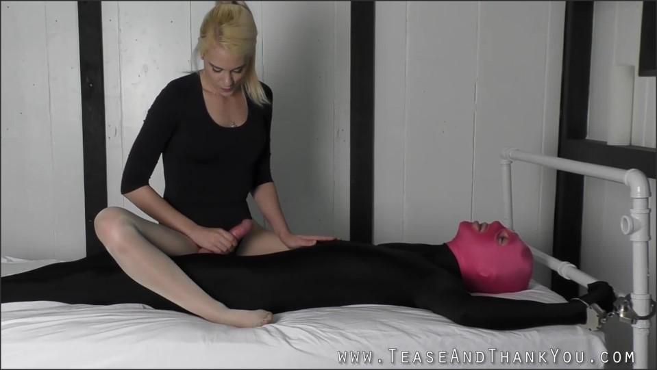 [Full HD] Mistress Helix. Blowjob Denial For Newbies Mistress Helix - SiteRip-00:18:25 | Femdom, Bondage, Handjob, Pantyhose, Tease - 527,1 MB