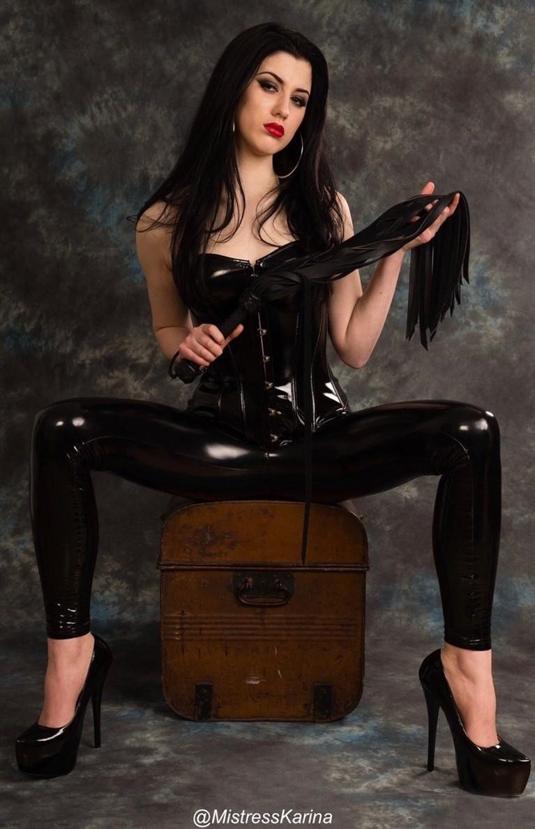 [HD] Mistress Karina Mistress Karina - SiteRip-00:07:45 | Domination, Femdom, Submissive, Slave Training, Strapon - 458 MB