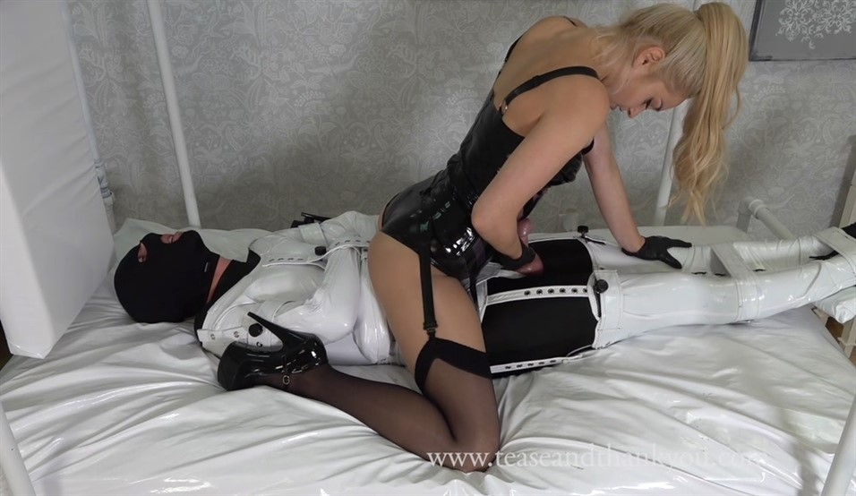[Full HD] Mistress Mandy Marx. I Dream Of Fem-Dom Destruction Mistress Mandy Marx - TeaseAndThankYou-00:14:56 | Orgasm Control, High Heels, Femdom, Bondage, Handjob, Blonde, Tease - 462,1 MB