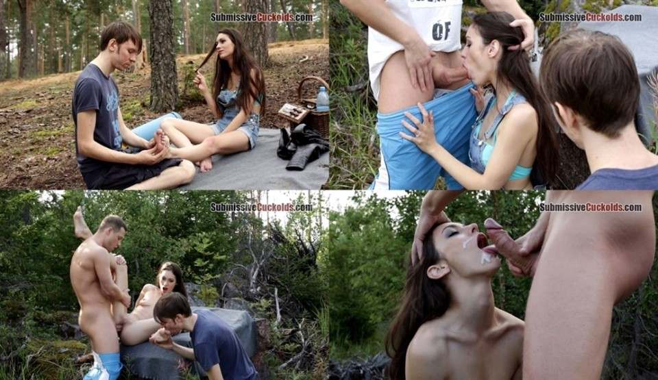 [Full HD] Mistress Synthia - Cuckold In The Wood Mistress Synthia (Aka Arwen Gold) - SiteRip-00:18:21 | All Sex, Femdom, Facial, BlowJob, Cuckold, Outdoor - 542 MB