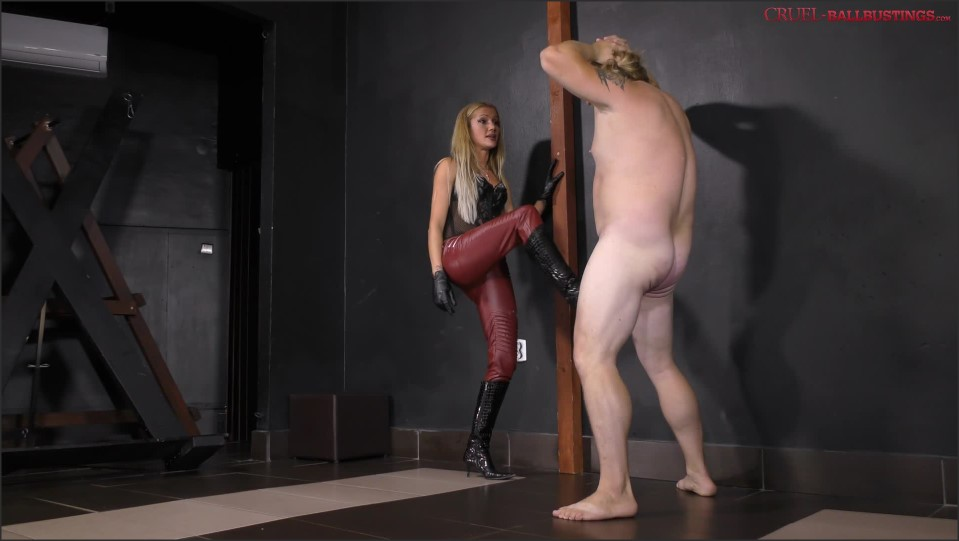 [Full HD] Mistress Tatjana. Learn Your Lesson Mistress Tatjana - SiteRip-00:09:01 | Slave Training, Humiliation, Ball Abuse, Pain, Domination, Femdom, Ballbusting, CBT, BDSM, Blonde - 904,8 MB