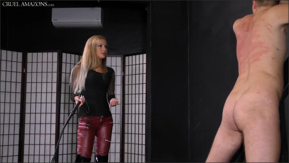[Full HD] Mistress Tatjana. Tatjana'S Stricts Whipping Mistress Tatjana - SiteRip-00:09:02 | Humiliation, Pain, High Heels, Femdom, Leather, Blonde, Corporal Punishment, Whipping - 603,8 MB