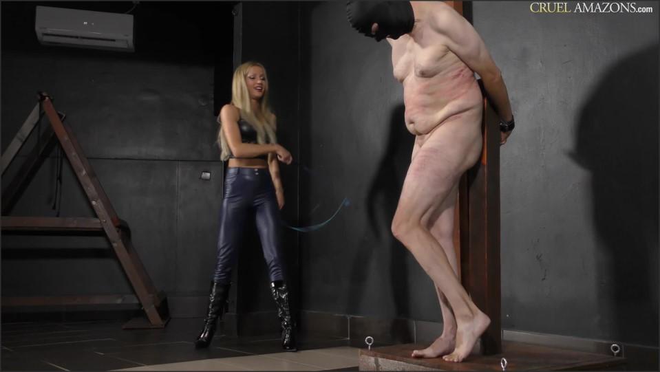 [Full HD] Mistress Tatjana. There Is No Holding Back Mistress Tatjana - SiteRip-00:08:36 | Blonde, Whipping, Humiliation, Femdom, Corporal Punishment, Pain, High Heels, Leather - 501,9 MB