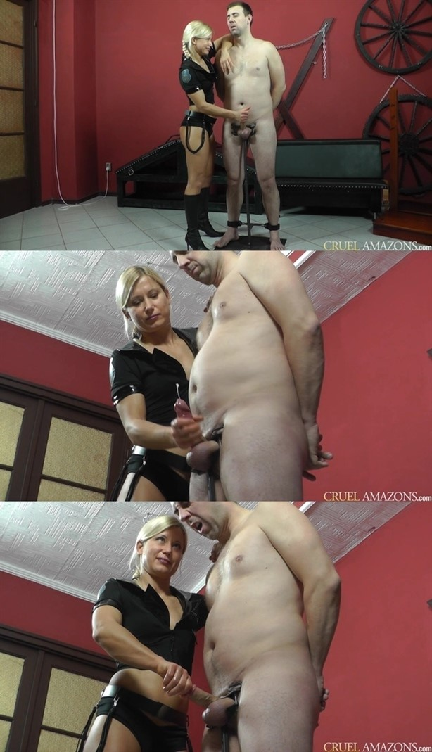 [HD] Mistress Zita-Spoiled In A Cock Sqeezer Mix - CruelAmazons.Com / Cruel-Mistresses.Com-00:10:11 | Mistress, Female Domination, Femdom Handjob - 419,4 MB