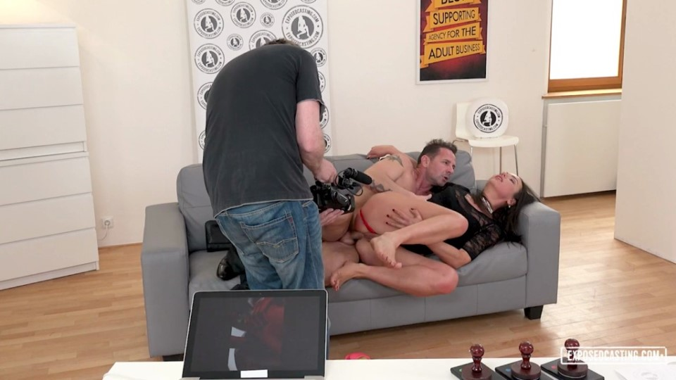 [HD] Nataly Babe Nataly Gold Gets Ass Fucked At Casting And Eats Jizz. 2017-07-14 Nataly Gold - SiteRip-00:30:41 | Blowjobs, All Sex, Casting, Anal - 578,7 MB