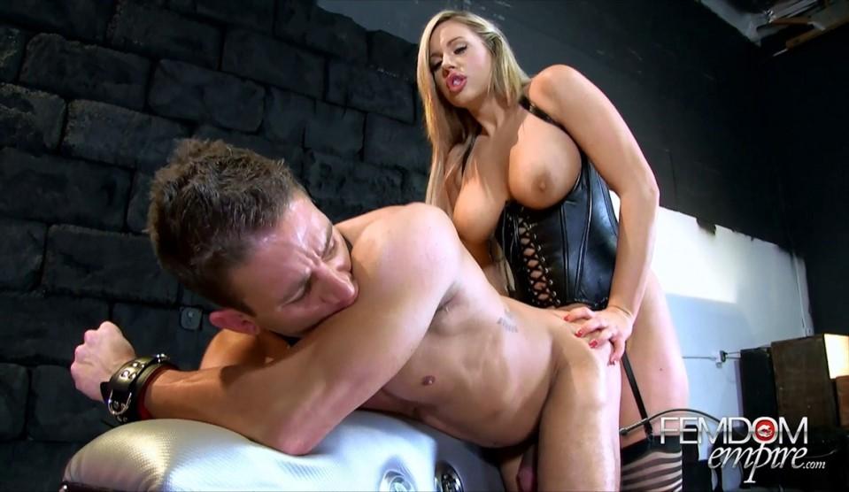 [Full HD] Olivia Austin - Anal Desecration Olivia Austin - FemdomEmpire.com-00:16:20 | Blonde, Anal Play, Busty, Strapon, Amazon - 827,2 MB