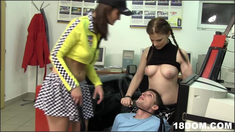 [HD] Rita, Charlotte Mix - SiteRip-00:43:34   Anilingus, Femdom, Facesitting, Kunilingus - 1,6 GB