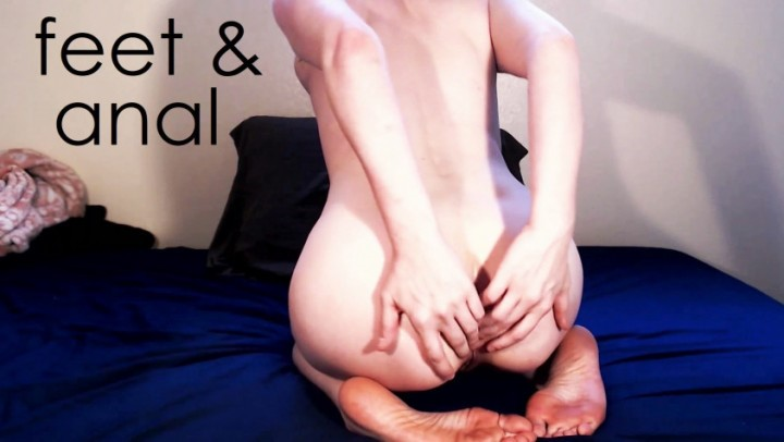 [Full HD] squeezypeach feet and anal squeezypeach - ManyVids-00:12:14 | Anal Masturbation,Feet,Foot Fetish,Kink,Soles - 329,4 MB