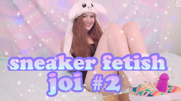 [Full HD] Squeezypeach Sneaker Joi 2 Squeezypeach - ManyVids-00:11:38 | Sneaker Fetish,Shoejob,Shoe Fetish,JOI,Dirty Talking - 1,3 GB