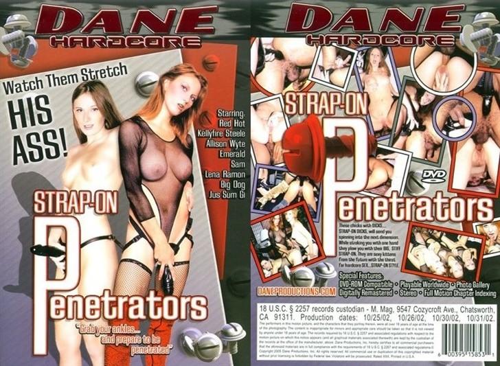 [SD] Strapon Penetrators Kelly Steele, Lena Ramon, Allison Wyte, Emerald, Sam, Red - Dane Hardcore-01:30:45   Anal, Group Sex, Straight, Gonzo, FemDom, StrapOn - 1,6 GB