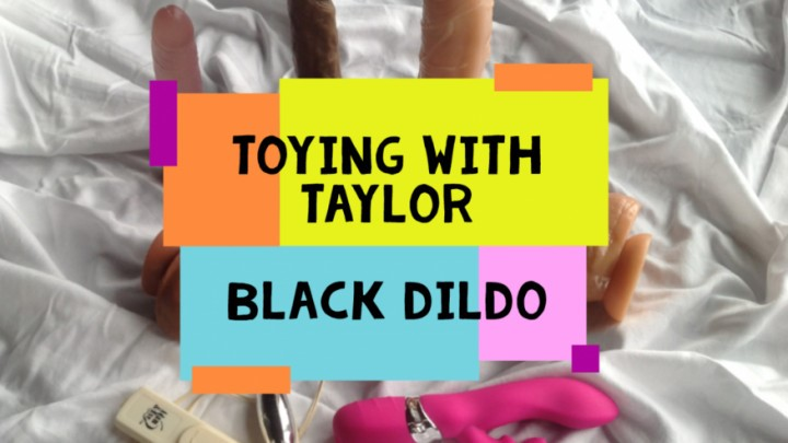 [HD] taylor leigh toying with taylor vol1 black dildo Taylor Leigh - ManyVids-00:05:03 | Black Cock,Cheating Wife,Hot Wives,Huge Dildo,MILF - 416,1 MB