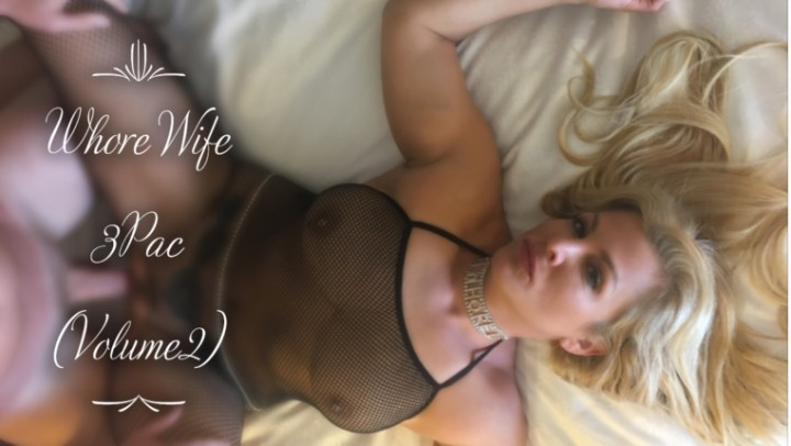 [Full HD] Taylor Leigh Whore Wife 3Pac V2 Taylor Leigh - ManyVids-00:48:59   Blonde,Cheating Wife,Creampie,Hot Wives,MILF - 3,1 GB