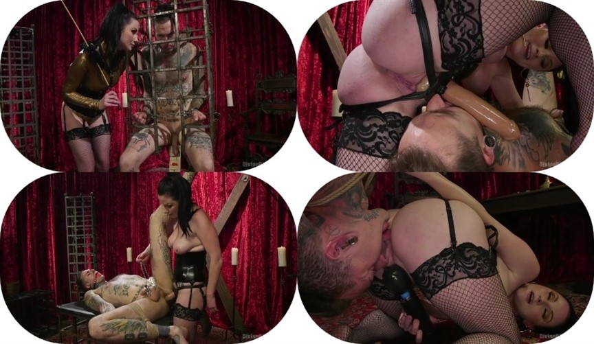 [SD] Veruca James - Disobedient Masturbating Slave Punished and Fucked with a Fat Cock Veruca James, Ruckus - Kink.com-00:46:41 | Strapon, Stockings, Zapper, Anal, Flog, CBT, Femdom, Rimming, Pussy...