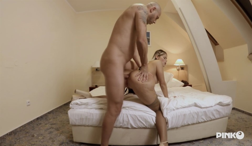 [HD] Vittoria Dolce - Wants To Be Penetrated Hard In The Ass And Pussy Mix - SiteRip-00:46:25 | Doggystyle, Blonde, Pantyhose, Hairy Pussy, Deep Throat, Gonzo, Facial, Anal, Squirting, Big Tits, Bi...