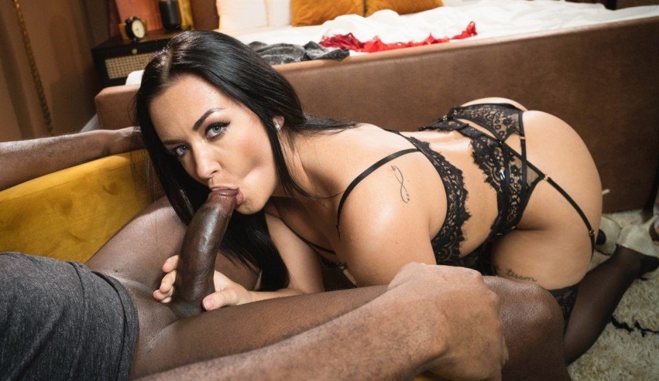 [Full HD] Zuzu Sweet - Sugar Baby Spends All His Money Zuzu Sweet - SiteRip-00:28:22 | Big Tits, Lingerie, Blowjob, Interracial, Stockings, Black Hair, Hardcore - 820,6 MB