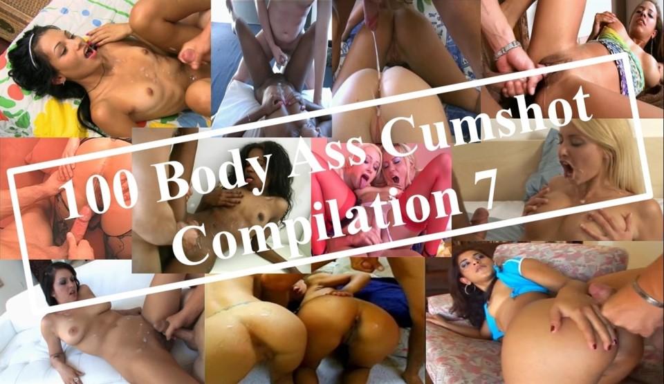 [SD] 100 Body Ass Cumshot Compilation 7 Mix - SiteRip-00:18:03 | Big, POV, Facial, Nice, Oral, Massive, Cum Shots, Great, Blowjob, Cum Swapping, Handjob - 197,8 MB