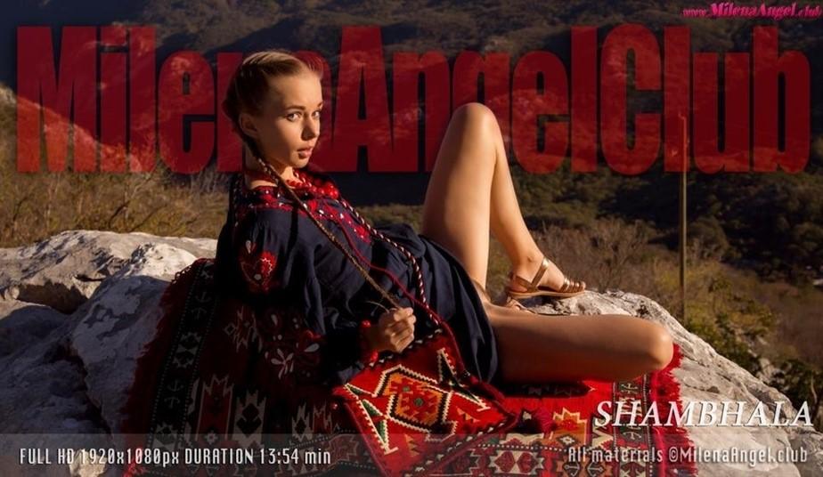 [Full HD] 2018-11-30 Milena Angel - Shambhala Mix - SiteRip-00:06:17   Size - 239 MB