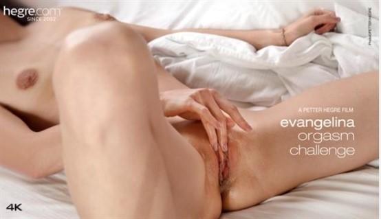 [4K Ultra HD] 2020-12-22 Evangelina - Orgasm Challenge 4K Evangelina - SiteRip-00:33:05 | masturbation, pissing, dildo, vibrator - 1,7 GB