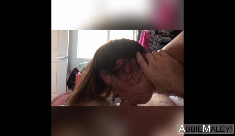 [HD] Abbie Maley aka Wednesday Parker - Fuck My Throat, Please Mix - SiteRip-00:11:51 | Gonzo, Gagging, Teen, Blowjob, Hardcore - 441,2 MB