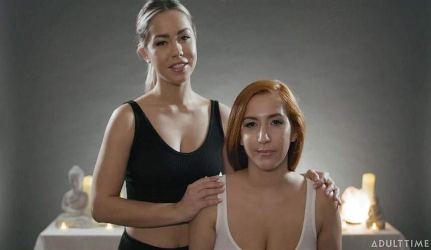 [Full HD] Alina Lopez, April ONeil - ASMR Roleplay Fantasy - Full Body Massage Alina Lopez,April O'Neil - SiteRip-00:50:08 | Oil, Lesbian, Tribbing, Massage, Toys, ASMR - 2 GB