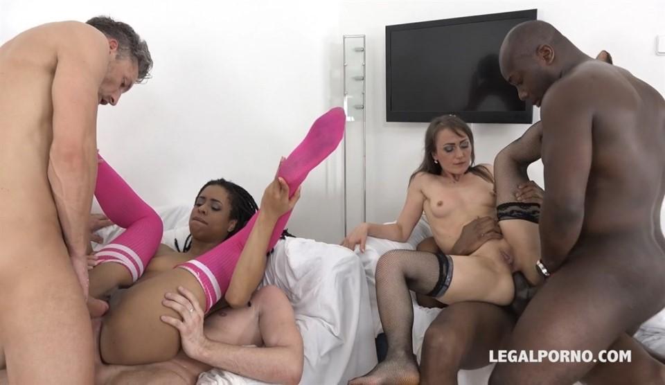 [HD] Angel Karyna & Kira Noir - oh my god double anal & fisting buffet. No race Mix - SiteRip-00:53:57   Anal, Gonzo - 1,7 GB