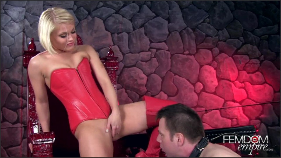 [HD] Ash Hollywood - Pussy at a Price Ash Hollywood - SiteRip-00:12:17 | Cunnilingus, Chastity, Face Slapping, Femdom, Pussy Worship And Kissing - 270,1 MB