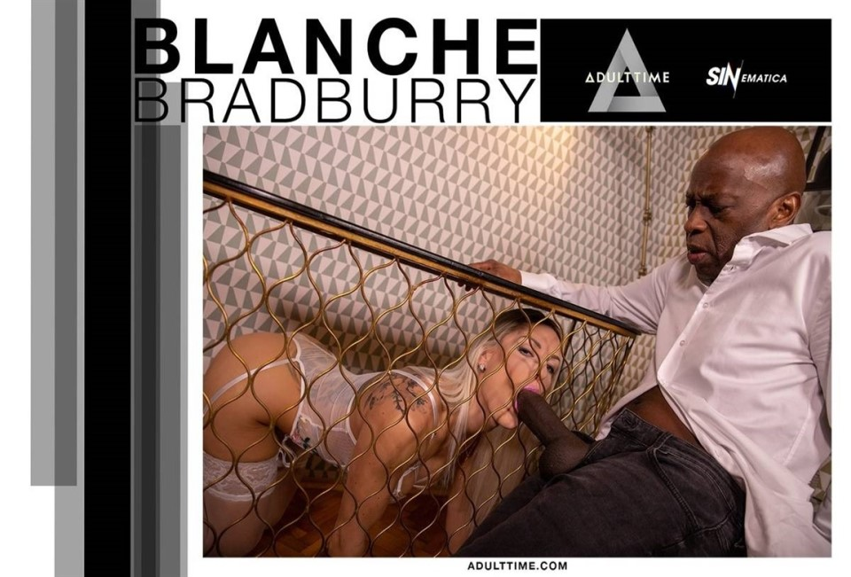 [Full HD] Blanche Bradburry - Caged Raw Slut In Heat Blanche Bradburry - SiteRip-00:45:25 | Blowjob, All Sex, Anal, Interracial, Blonde, Big Tits, Hardcore, Gonzo - 1,6 GB