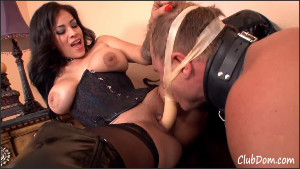 [HD] Brianna Beach, Jamie Valentine - Fucking For Our Pleasure Brianna Beach, Jamie Valentine - SiteRip-00:06:29 | Stocking, Face Fucked, Live Dildo, Femdom, Slave, Strapon - 191,8 MB