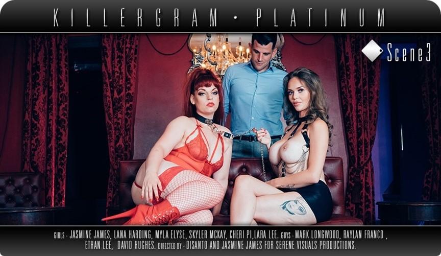 [Full HD] Cheri Pi & Jasmine James. House of Jasmine - Scene 3 Cheri Pi & Jasmine James - SiteRip-00:22:14   Redhead, All Sex, Natural Tits, Blowjob - 813,4 MB