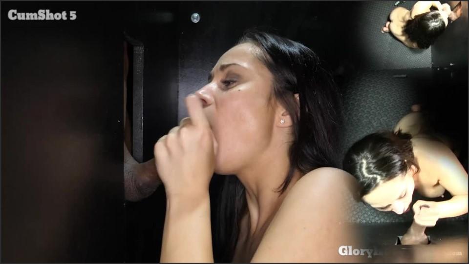 [HD] Crystal Rush - First Glory Hole  POV Mix - SiteRip-00:59:49 | Oral, Blowjob, 720P, GloryHole, Swallow, Cumshot, MKV - 1,7 GB