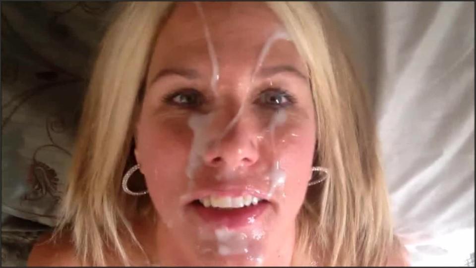 [HD] Cum Facial For Wife Mix - SiteRip-00:08:50 | Closeup, Facial, Masturbating, Oral - 134 MB