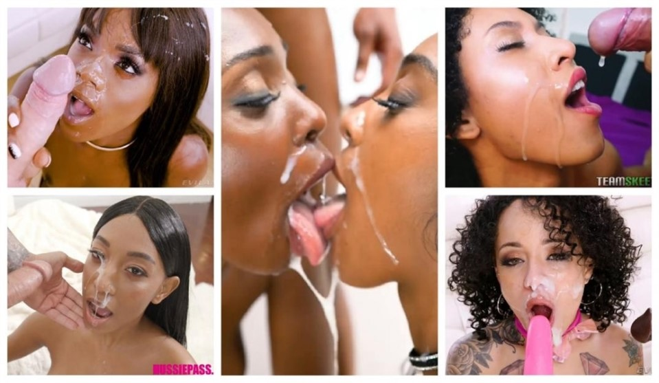 [Full HD] Cum on Black Girls - Cumpilation 2 Mix - SiteRip-01:34:28 | Interracial, All Sex, Blowjob, Black, Cumshots, Ebony, Facial - 5,4 GB