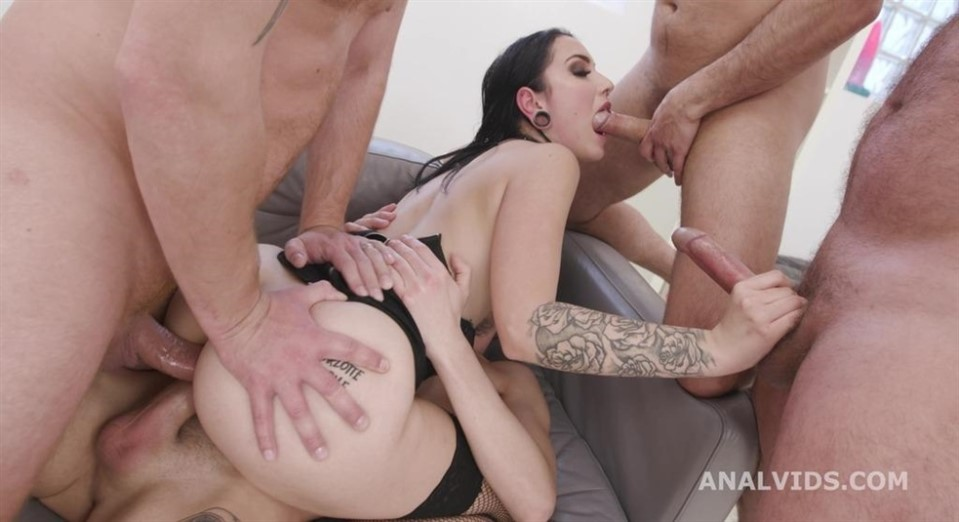 [HD] DAP Destination, First DAP, Gapes and Swallow GIO1763 Sharlotte Thorne - SiteRip-00:42:30 | Anal, Deep Throat, Double Anal, First Time, Gapes, Blowjob, Cum Swallowing - 1,4 GB