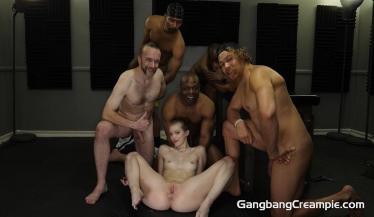[Full HD] Erin Everheart - GangBang Creampie 295 Erin Everheart - SiteRip-00:39:09 | Shaved, Facial, Interracial, Brunettes, Blowjobs, Petite, Natural, Tattoos, Pierced, Tattoos, 5 Creampies, Teen,...