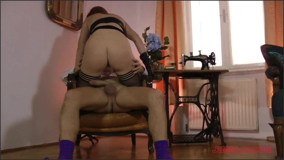[HD] Eva Berger - Jim Gets Steam-Rollered Eva Berger - SiteRip-00:23:50 | Oral, Masturbation, 69, High Boots, High Heels, Ginger Hair, Gloves, Trimmed Pussy, Handjob, Doggystyle - 1,3 GB