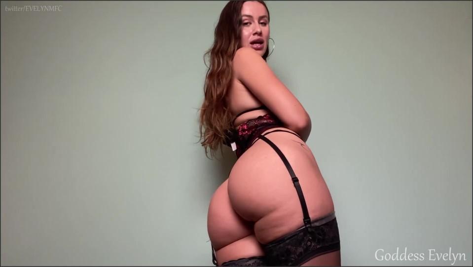 [Full HD] Goddess Evelyn - A Simple CEI Goddess Evelyn Black - Manyvids-00:07:44 | Size - 172,9 MB