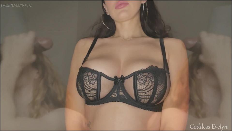 [Full HD] Goddess Evelyn - Cruel Wife Cuckolds You Goddess Evelyn Black - Manyvids-00:08:25 | Size - 232,4 MB