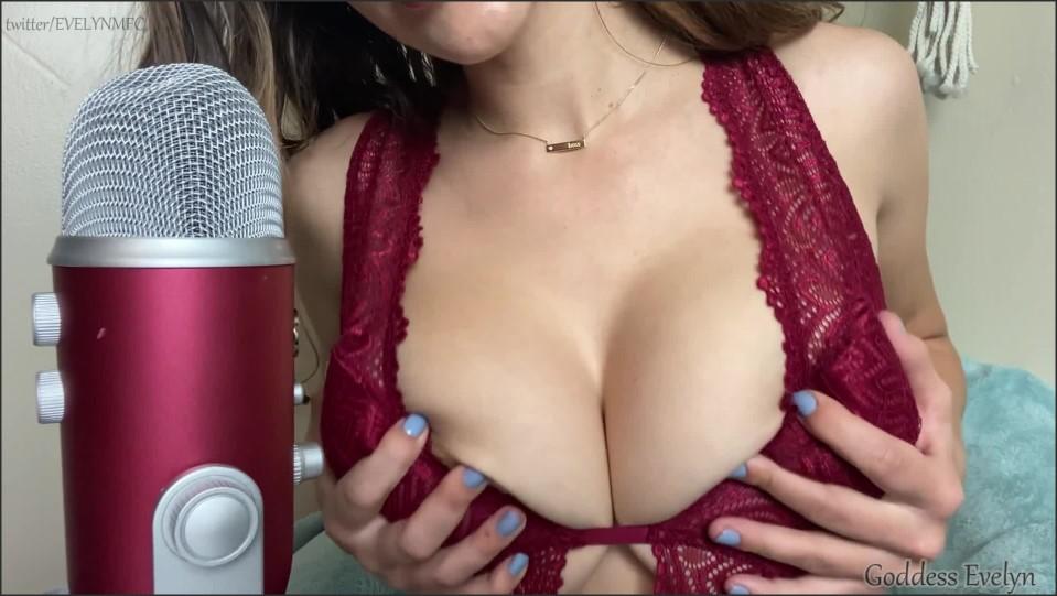 [Full HD] Goddess Evelyn - Jerk It For Mommy - Soft Spoken JOI Goddess Evelyn Black - Manyvids-00:06:28 | Size - 210,7 MB