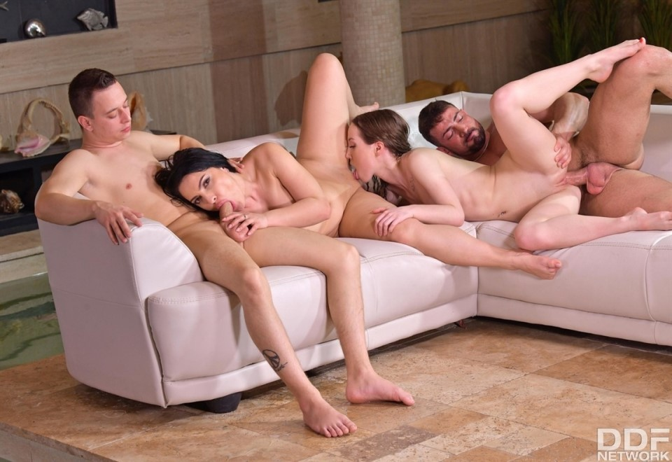 [HD] Honey Demon &Amp; Kate Quinn - Bed &Amp; Breakfast With Benefits Mix - SiteRip-00:58:37 | Teen, Hardcore, Big Ass, Group Sex, Orgy, Gonzo, Big Tits, Facial, All Sex - 1,8 GB