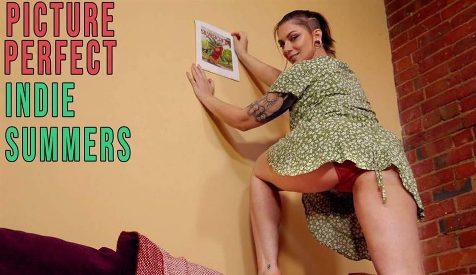 [Full HD] Indie Summers - Picture Perfect Indie Summers - SiteRip-00:11:01 | Solo, Sex Toy, Masturbation - 634,5 MB